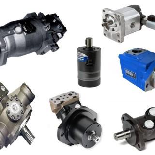 hydraulic-motors